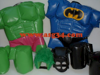 KIT Costumes SUPER-DEFIS