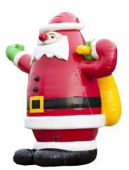 PERE NOEL Gonflable 5m