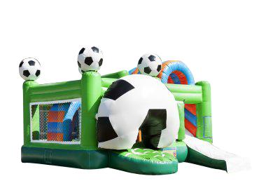 "MultiPlayground Gonflable ""FOOTBALL"""