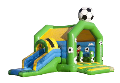 "SuperCombo ""MAXIFUN"" Gonflable FOOTBALL"