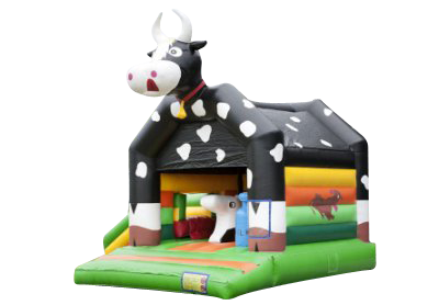 "SuperCombo ""MAXIFUN"" Gonflable VACHE"