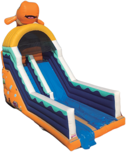 "Toboggan Gonflable ""NEMO"" GM"