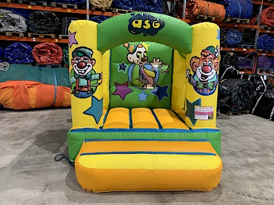 Mini Chateau Gonflable JUNGLE - 650€ht