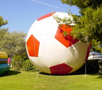 BALLON FOOT Gonflable - 1000€ht