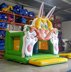 Chateau Gonflable LAPIN - 1100€ht