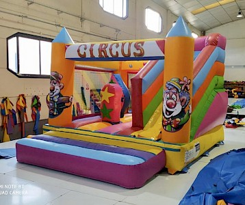 Combo Gonflable CIRCUS 2000.00€ht