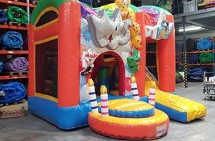 Combo Gonflable CIRCUS 1600€ht