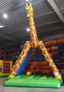 Chateau Gonflable GIRAFE 2500.00€ht