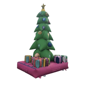 SAPIN DE NOEL Gonflable 4.5m