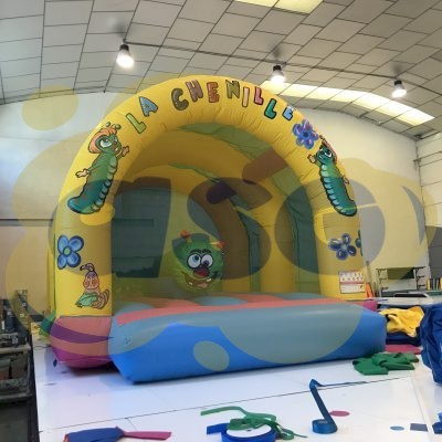 aire de jeux gonflable module arches Gonflables asg34 vente fabrication location - Animations gonflables ASG34