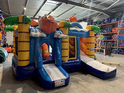 MultiPlayground Gonflable POISSONS 2990€ht